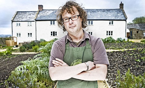 Knows his onions... and his fish: Hugh Fearnley Whittingstall