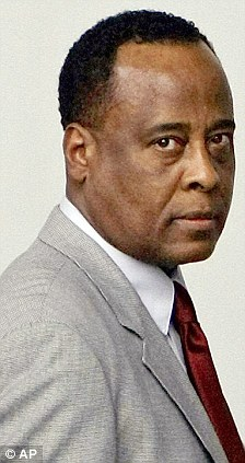Standing trial: Michael Jackson's physician Dr Conrad Murray will face a manslaughter trial over the singers' death