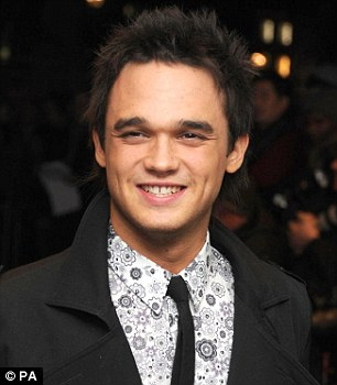 Naive: Gareth Gates was just 17 when he lost his virginity to a pregnant Katie
