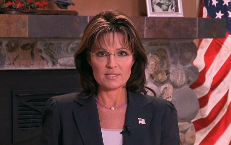 Sarah Palin posted a video on Facebook slamming the media for 'blood libel'