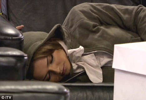 Cheryl Cole collapses with malaria