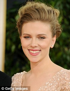 London bound? Scarlett Johansson has revealed she would love to do a play in the capital