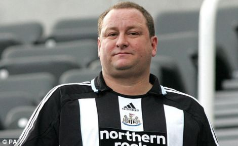 Mike Ashley lost £1m in a just a couple of hours playing craps