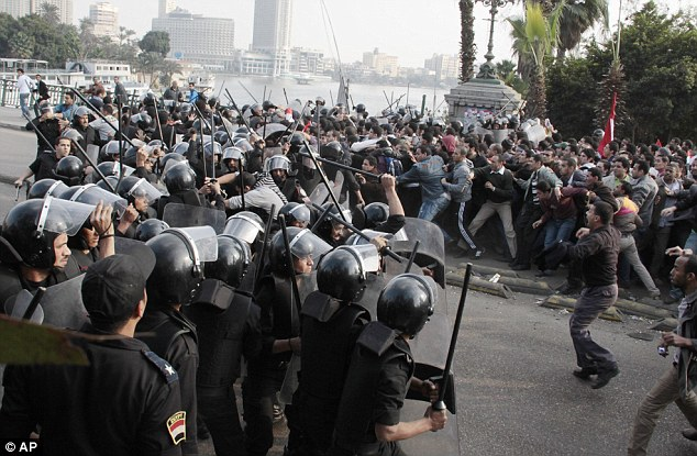 Egypt Day of Rage