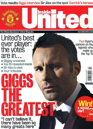 Front Cover of Inside United