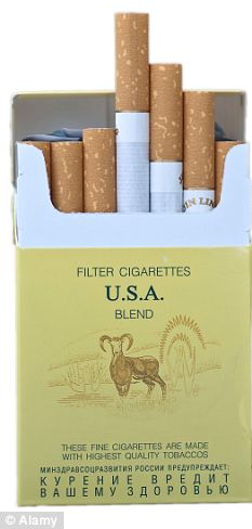 Beware: These cigarettes smuggled from Russia have been found to contain traces of asbestos