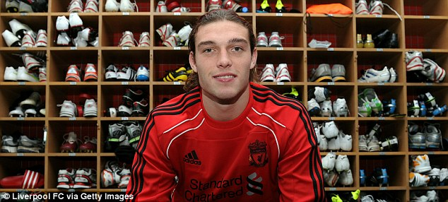War of words: Carroll claims he was forced to leave Newcastle for Anfield