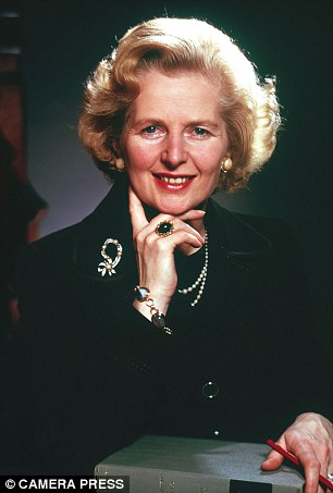 Iron Ladies: Meryl Streep will play Mrs Thatcher in new film The Iron Lady and bears a striking resemblance to her during the first year of her Premiership