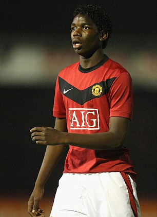 Set for debut: United's Paul Pogba
