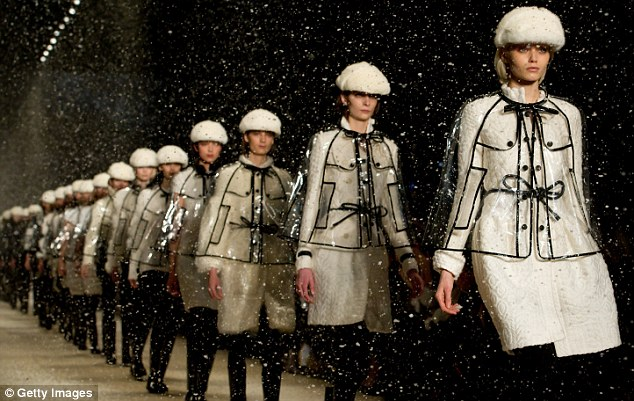 Burberry: The fashion house will make the pieces available to buy online for seven weeks