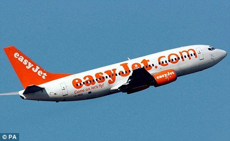 easyJet claims it is proud to be a 'multi-cultural' company and operates on over 525 routes in 29 countries