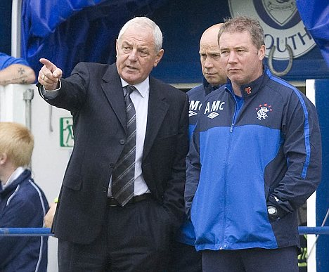 Smith is confident McCoist has all the credentials to be a successful manager