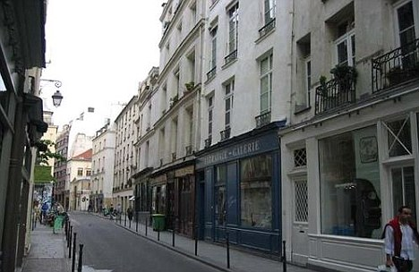 In February, the designer is said to have called Geraldine Bloch, a museum curator, a 'dirty Jew' and her boyfriend, receptionist Philippe Virgitti, a 'dirty Asian' during a drunken rant in La Perle, a bar next door to his Paris flat