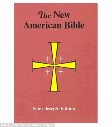 Different version: The updated New American Bible has replaced the word 'holocaust' to 'burnt offering', 'cereal' to 'grain' and 'booty' to the 'spoils' of war
