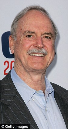 John Cleese was signed up without permission