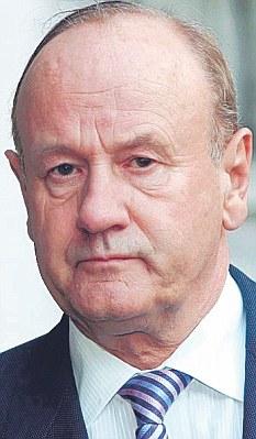 Set to gain: Former Met chief Lord Stevens
