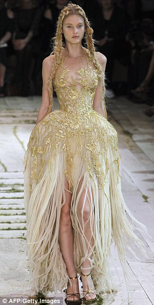 Sarah Burton dress