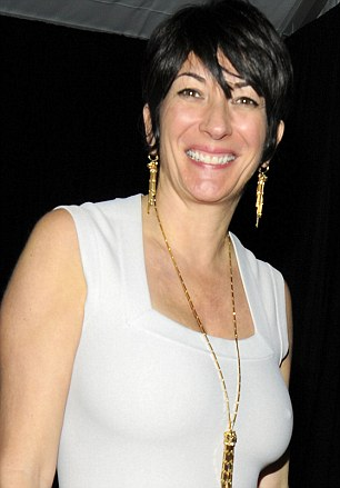 Ghislaine Maxwell was a guest of Prince Andrew's at Balmoral