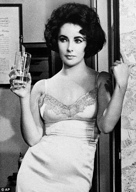 Taylor in the 1961 film Butterfield 8