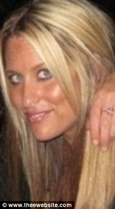 New recruit: Megan Levant, 26, has been enlisted as Charlie Sheen's third 'goddess'