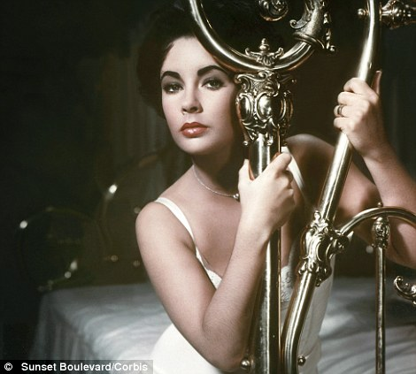 Second Oscar nomination: Cat on a Hot Tin Roof features one off her most iconic performances