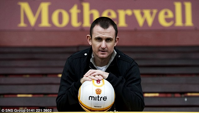 All is Well: Jeffers is currently on a short term deal at SPL side Motherwell