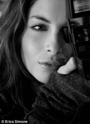 Parisian born photographer Erica Simone