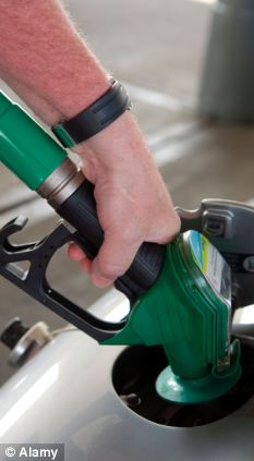 Rising fuel costs mean congestion on roads has dropped by 20 per cent and other parts of the country have seen a 50 per cent drop