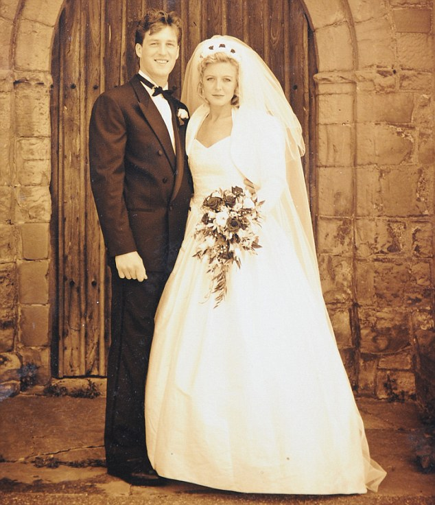 Regrets: Andrea Pierce had been dating Justin for four years before he proposed