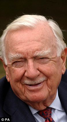 Registered to vote: Walter Cronkite died in 2009 but is still eligible to vote in New York City, like thousands of other deceased people