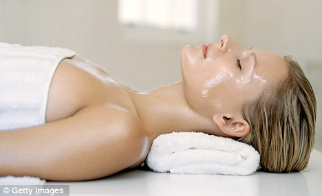 Calming: Tactile Sound Therapy creates a deep sense of relaxation