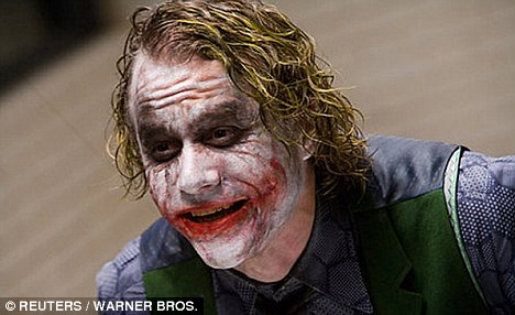 Sado-masochistic: The Dark Knight was indeed dark - and violent - but classified as a 12A