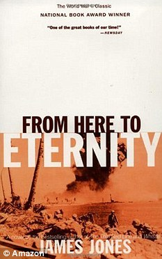 Book cover: From Here to Eternity by James Jones, completed in 1951