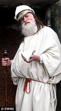 Cleared: Archdruid Terry Dobney denied dishonestly claiming benefits