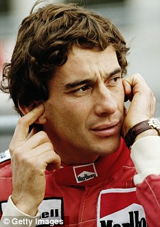 Vivid: The film about racing driver Ayrton Senna gripped Baz