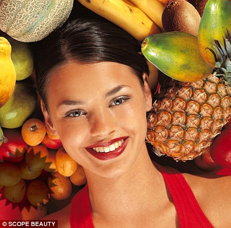 Feed your skin: More beauty products are using fruit and vegetable extracts