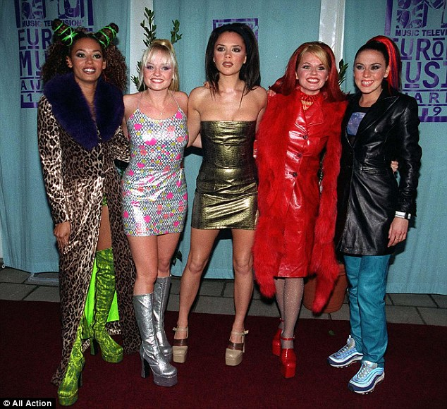 The power of three: A West End musical featuring the hits of the Spice Girls is in the pipelines