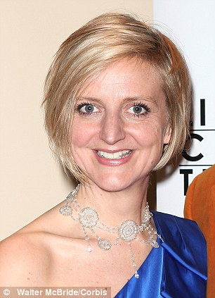 Joining forces: Director Marianne Elliott
