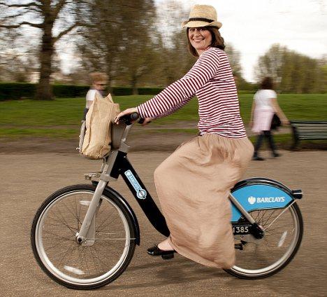 Off -duty: Top £44, jigsaw-online.com, Skirt £69.99, hat, £17.99, zara.com Shoes £35, aldoshoes.com