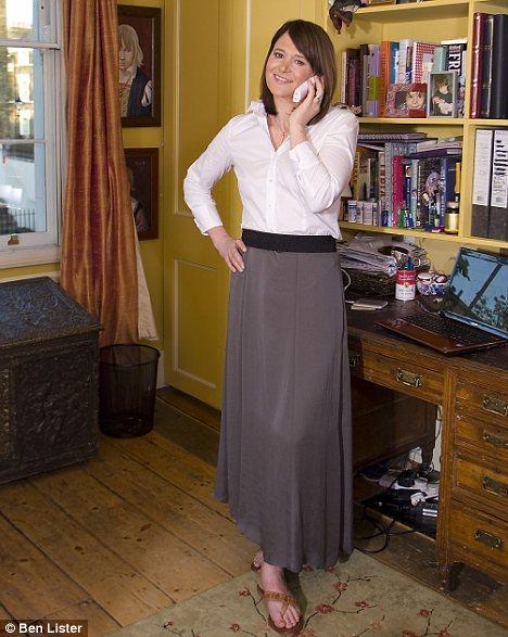 Work: Shirt £20, necklace £18, marks andspencer.com, Skirt £139, jigsawonline.com, Shoes £29.99, zara.com