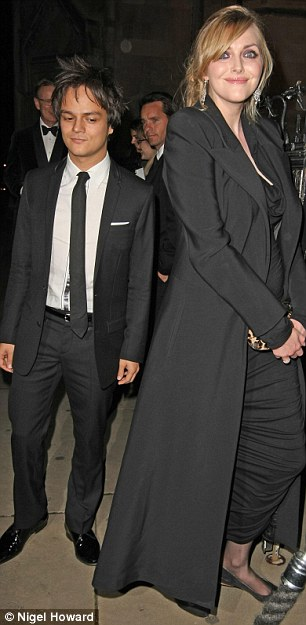 Can still make sweet music: The height difference between Sophie Dahl and Jamie Cullum and Fergie and Josh Duhamel isn't a problem
