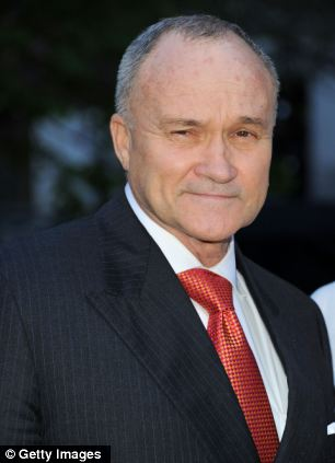 'Welcome milestone': But NYPD Commissioner Ray Kelly warned officers to be on alert