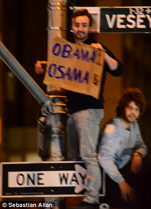 Obama - 1, Osama - 0: The good news has been nearly a decade coming