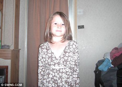 Michelle Gellard, 7, was spotted lying on the bottom of the deep end of the pool. She had taken part in a judo tournament where she won a silver medal before going to play in the pool