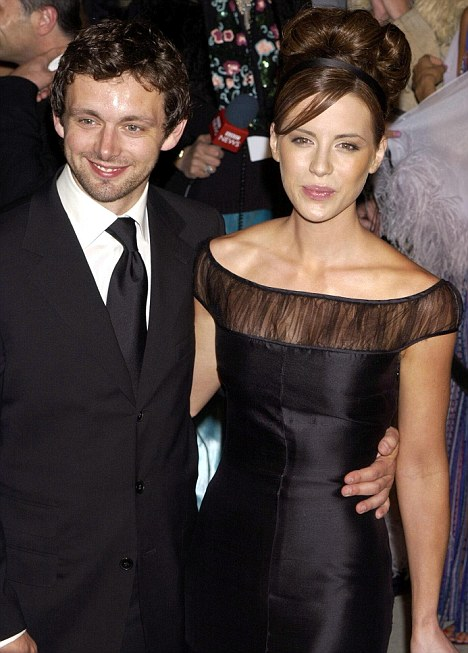 Parents: Michael and Kate Beckinsale split in 2003 when she left him for their Underworld director Len Wiseman