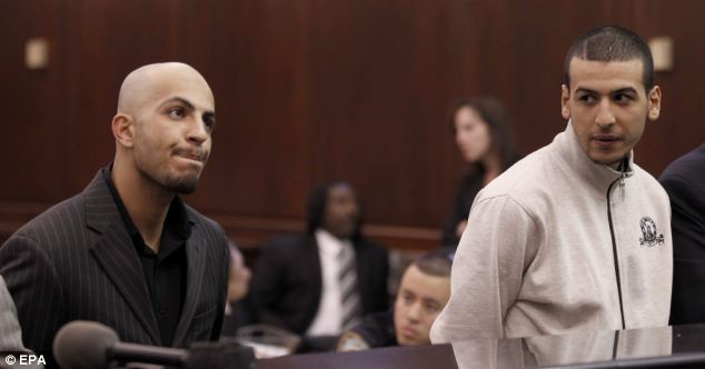 Terror suspects: Ahmed Ferhani, left, and Mohammad Mamdouh appeared in Manhattan Criminal Court in New York yesterday