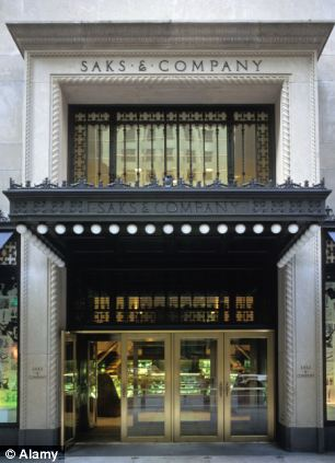 Saks Fifth Avenue: The store where Ferhani worked as a make up salesman
