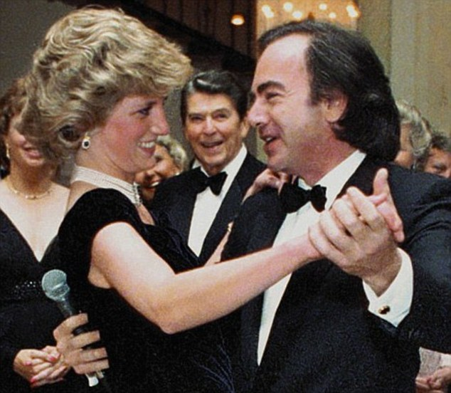 Dancing with Diana: 'I have no recollection of what we danced to because all I could think was that I was dancing with the most beautiful princess in the world'