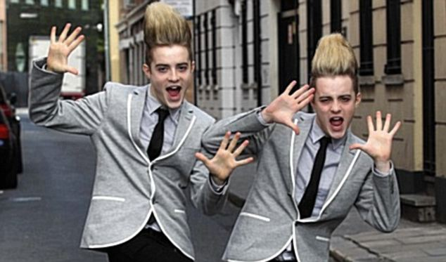 'There's absolutely no stopping those two boys': Jedward manager Louis Walsh has big plans for the Lucan twins