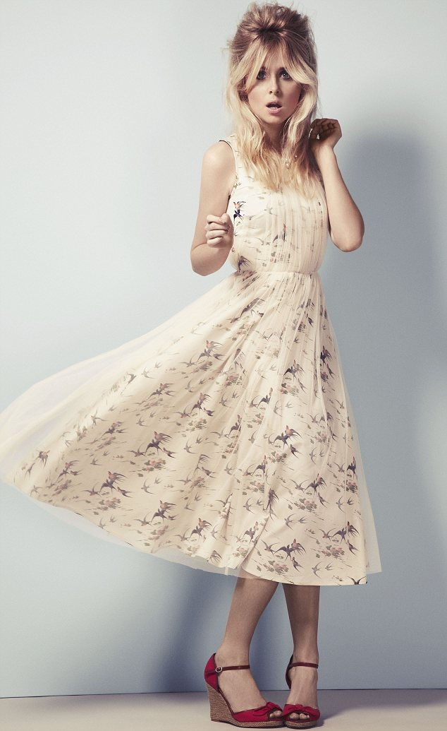 Personality: The 19-year-old, renowned for her quirky dress sense wants the range to reflect who she is